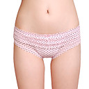 3 Pieces One Size  Cotton Cheekies Low Waist Daily Wear Panties More Colors Available