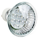 GU10 1W 12 High Power LED 60 LM Natural White MR16 LED Spotlight AC 220-240 V