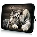 Resting Tiger Neoprene Laptop Sleeve Case for 10-15
