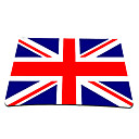 Union Jack Gaming Optical Mouse Pad (9 x 7 Inches)