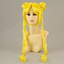 Cosplay Wig Inspired by Sailor Moon Usagi Tsukino Short VER.