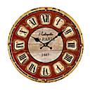 Euro Land Wall Clock
