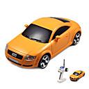 Mini-Z Firelap 1/28 4WD RC Audi TT avec 2.4G Transmetteur écran couleur