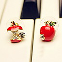 Women's Mini Apple Studs
