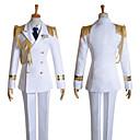 traje de cosplay inspirado en uta no prince brilla todo rainbow star ~ sueño