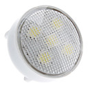 MR11 1W 70-100LM 6000-6500K Ampoule Natural White Spot LED (220V)