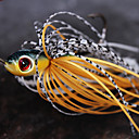 Metal Bait Spinner 7g Floating Fishing Lure