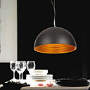 Max 60W Modern/Contemporary / Retro / Bowl Mini Style Painting Pendant LightsLiving Room / Bedroom / Dining Room / Study Room/Office /
