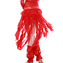 Dancewear Linen Tassels Belly Dance Belt For Ladies flere farger