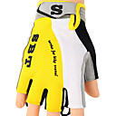 SBT 2013 Novo projetado moda Half-Fingle Luvas (3 Cores)