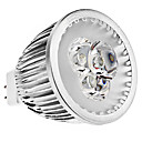 GU5.3 6 W 3 High Power LED 370 LM Warm White/Cool White MR16 Spot Lights DC 12 V