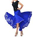 Dancewear Chiffon With Satin Modern Dance Skirt for Ladies(More Colors)