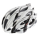 MYSENLAN PC+EPS Material Ajustable Pro Cycling Helmet(24 Vents, Gray)
