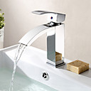 Modern - DI Messing - Waterval (Chroom)