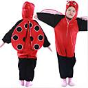Activo Coccinella septempunctata Red Dress Costume Kids