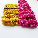 décoration de mariage roses artificielles douces - un ensemble de 12 (plus de couleurs)