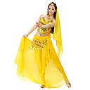 Splendid Rendimiento gasa de danza del vientre trajes para damas (más colores)