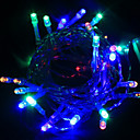 40-LED 5M Christmas Holiday Decoration RGB Light LED String Light