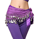 Dancewear Chiffon Belly Dance Belt For Ladies(More Colors)