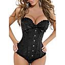 sexy dell'arco fasciatura corsetto delle donne