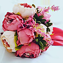 Classical Peony Round Shape Wedding/Party Bridal Bouquet