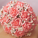18 Heads Rose Round Shape Wedding/Party Bridal Bouquet