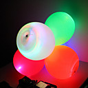 Wedding Décor LED Flashing Balloon  Decoration - Set of 5 (More Colors)
