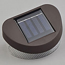 White Light LED Solar Light Path Wall Landscape Mount Have Hegn Light