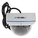 720P Mini 1/4 Inch CMOS Dome IP camera (IR 15m, Onvif,Motion Detective),P2P