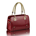 Elegant Diamond Lattice Large Capacity Tote