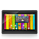 7 tommer Android 4.2 Tablet (Dual Core 800*480 512MB + 4GB)