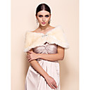 Party/Evening / Casual Faux Fur Shawls Sleeveless Fur Wraps