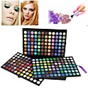 Nye Pro 252 fulde farver Neutral Eye Shadow EyeShadow Palette Makeup Kosmetik Set 6253