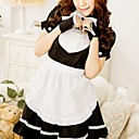 Women Ultra Sexy/Uniforms & Cheongsams Nightwear , Cotton Blends