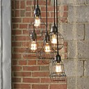Il North American Country Style Tieyi Chandelier