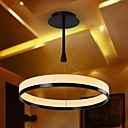 Modern Contracted Acrylic Mini Pendant LED Ring Ceiling Light 100-250V