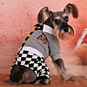 T-Shirt for Dogs Gray Winter XS / S / M / L Cotton
