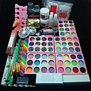 108pcs acryl uv poeder glitter lijm nail art tool kit set