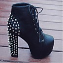 Women's Shoes Fashion Boots Chunky Heel Ankle Boots More Colors available