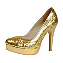 Women's Shoes Platform Stiletto Heel Pumps Shoes Matching Evening Bag