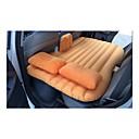 lecho móvil cama inflable ™ lebosh en el colchón inflable de vuelta para auto-conducción gira engrosamiento de naranja tela oxford