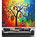 Artistic Colorful Dreamlike Tree Roller Shade