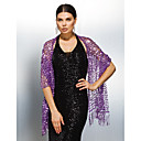 Shawls Sequin Wedding/Special Occasion Shawls(More Colors)