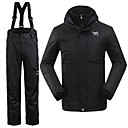 Men's 3 in 1 Thermal Windproof & Waterproof Skiing Suit