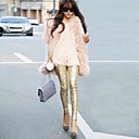 Women's Hip-hop Metallic Sequins Dazzle Colour Cultivate Morality Leggings