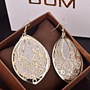 Women's The New Retro Multi-layered Hollow Earrings