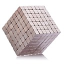 5 milímetros 343pcs ímã de neodímio cubo conjunto de quebra-cabeça DIY