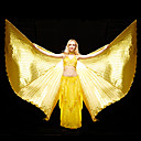 Dance Accessory Polyester Belly Dance 360 Isis Wings For Ladies(More Colors)