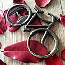vintage tuin fiets vormige flesopener