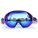 BASTO Sneeuw Googgles Black Frame Hemelsblauw Sensor Mirror Lens